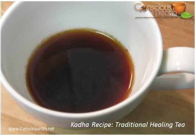 Kadha Recipe