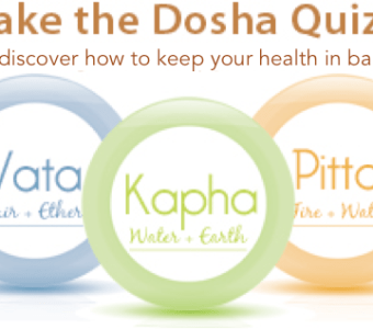 Discover Your Dosha