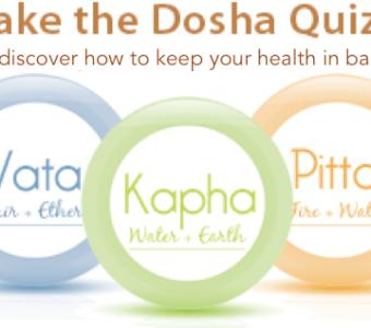 Discover Your Dosha