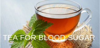 Tea for Blood Sugar