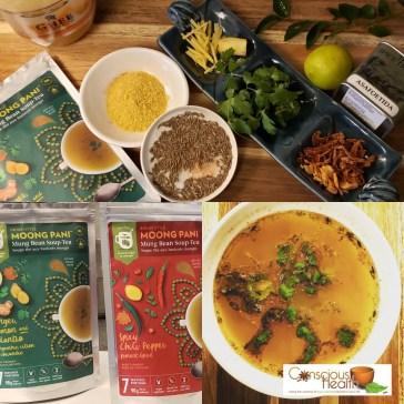Moong dal or mung beans and ayurvedic benefits of moongpani.