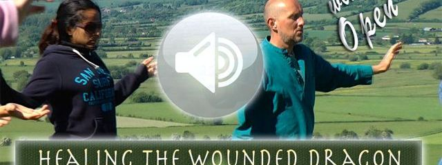 "Healing the Divine Warrior ""The Wounded Dragon"" (includes video & guided meditation)"