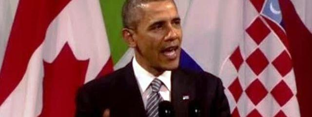 Say What? Obama Claims US Invasion of Iraq NOT As Bad as Russia's Annexation of Crimea