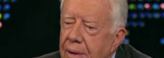President Jimmy Carter Is Convinced that NSA Spies On Him – So He Uses Snail Mail