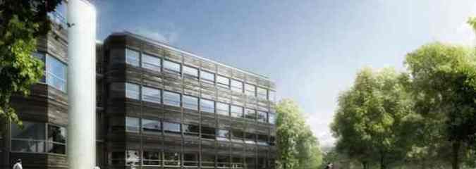 World's Most Enviro-Friendly Office Building Opens in Norway