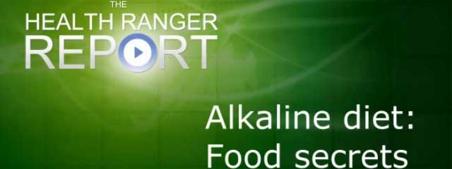 Alkaline Diet: Food Secrets and Common Myths Revealed – Mike Adams
