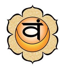 Chakra Boosters Sacral Healing Tattoo