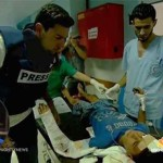 Glenn Greenwald: NBC Pulls Top Reporter from Gaza After Witnessing Israeli Attack on Children