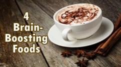 brain boosting food coffee