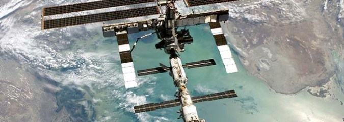 Life in space? Sea Plankton Discovered Attached to ISS Outer Hull