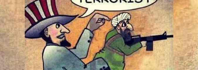 "America ""Attacking"" The Terrrorists It Fostered – James Corbett"