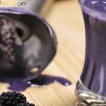 Blackberry Superfood Smoothies ~ Trinity's Conscious Kitchen