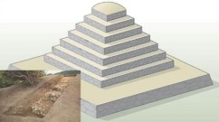 pyramid-shaped tomb in Japan adds to mystery in Asuka