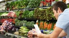 vegetables shopping