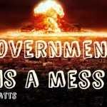 """""""The Government Is the Most Successful Group of Gangsters"""" – Alan Watts"""