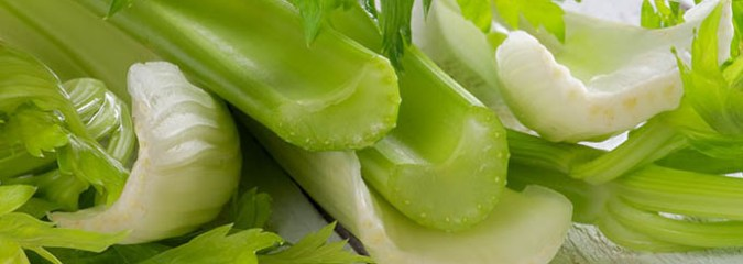 The Superfood Health Benefits of Celery with Recipes