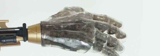 Smart Artificial Skin Could Give Prosthetic Limbs Feeling