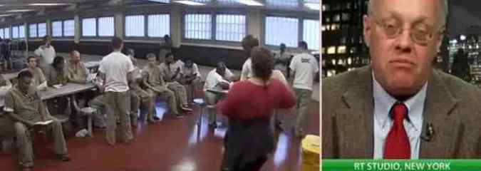 Prison State America: Inmates Becoming Corporate Slaves In For-Profit Facilities