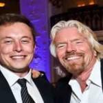 Dueling Billionaires: Richard Branson and Elon Musk Announce Plans For Satellite-Based Worldwide Internet