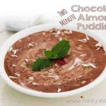 Two Minute Chocolate Almond Pudding (Dairy-free)