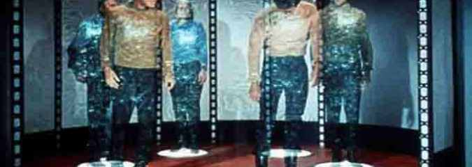 Beam Me Up Scotty: German Scientists Invent Working Teleporter, Of Sorts