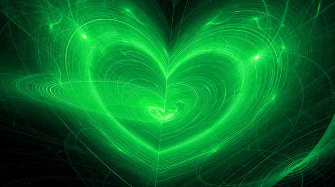 Image result for heart chakra energy