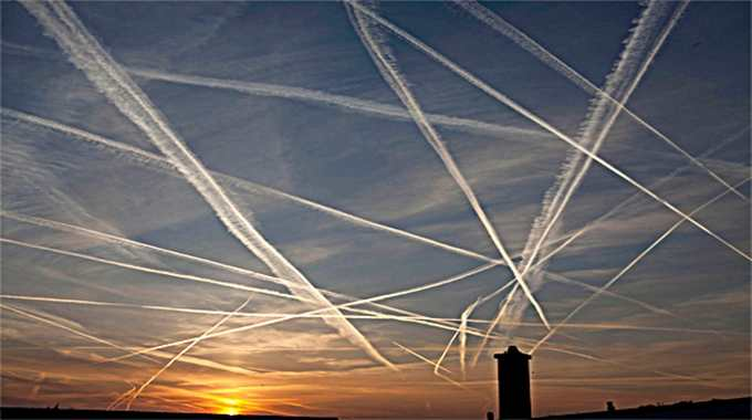 chemtrails-at-sunset