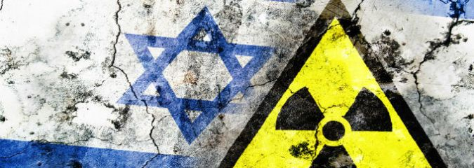 What About Israel's Nuclear Bomb? Why Isn't That Also Part of the Discussion?