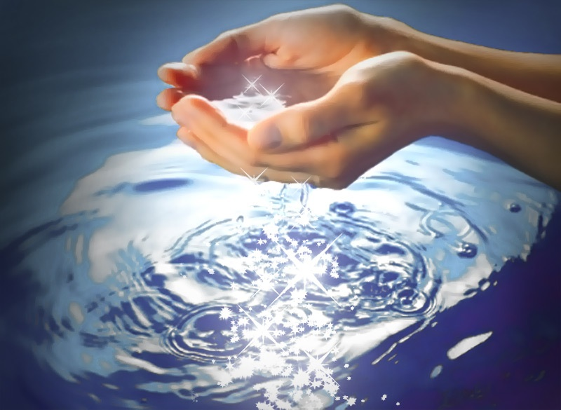 World Water Day Blessing Rainey Marie Highley