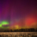 L4 Magnetic Storm, Breathtaking Aurora Borealis | Earth & Space News March 18, 2015