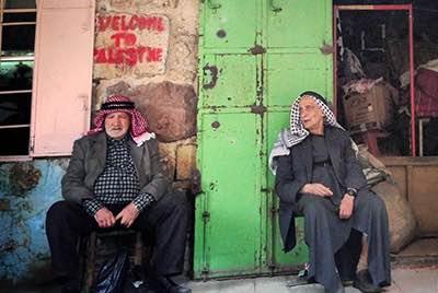 breaking borders palestine