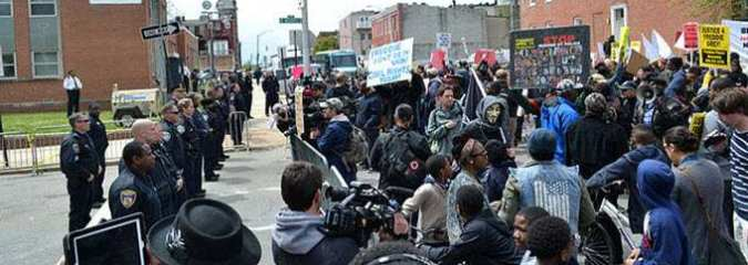 Baltimore Riots: Two Compelling Perspectives on Non-Violence