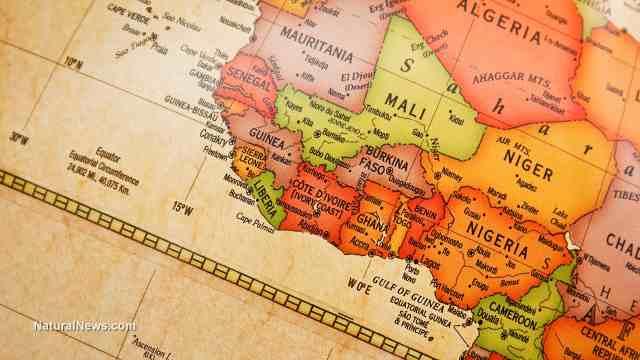 West-Africa-Map-Liberia-Guinea-Senegal-Ivory-Coast-Ghana