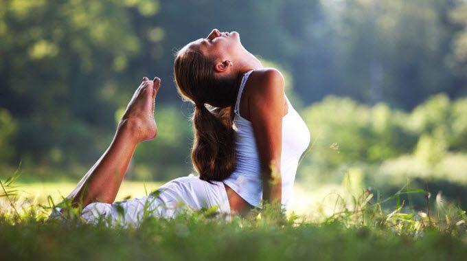 reasons to practice yoga