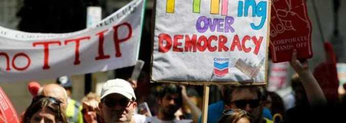 Newly Leaked TTIP Draft Reveals Far-Reaching Assault on US/EU Democracy