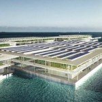 New Solar Powered Floating Farm Can Produce 8,152 Tons Of Vegetables And 1,703 Tons Of Fish A Year