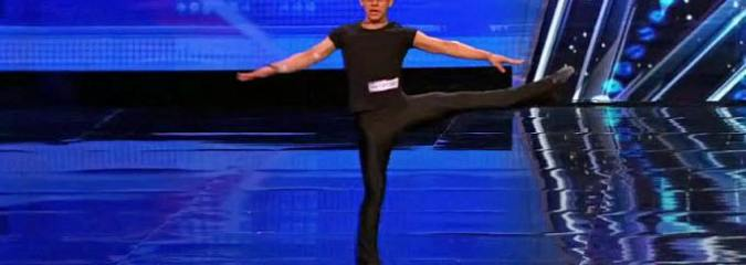 14-Yr-Old Blind Dancer's Audition Is Beyond Inspiring (It Will Move You to Tears)