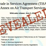 """A Dark Day For Democracy"": WikiLeaked TISA Docs Expose Yet Another Corporate-Friendly, Screw the People Treaty"