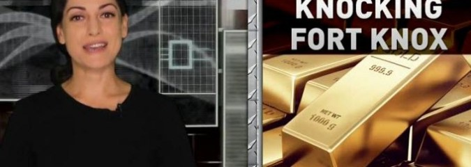 Feds 'Lose' Audits for Fort Knox Gold