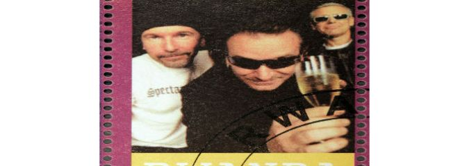 Members of U2 Join Cover Band to Play U2 Songs