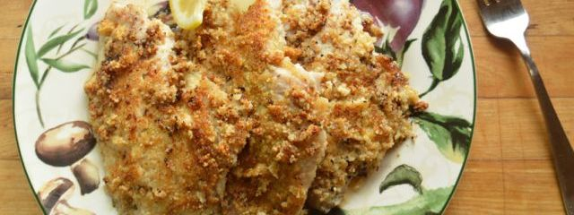 Eat Well Enjoy Life: Crispy Almond Crusted Fish Recipe (Gluten & Dairy Free – Paleo)