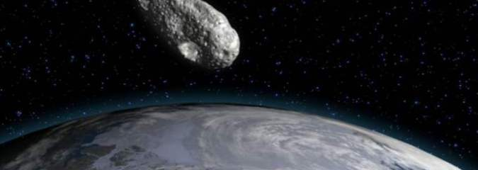 Spooky Asteroid to Fly By Earth on Halloween