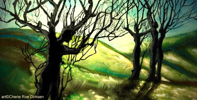Tree Figures by Cherie Roe Dirksen