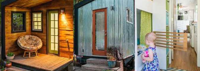 Family Expands Their Lovely $11,000 Tiny Home to Make Room for Baby #2