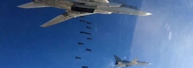 Russian Air Force Kills Several Terrorist Leaders in Syria Over Past Week