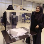 Historic! Saudi Women Vote In Election For the First Time – 20 Females Elected