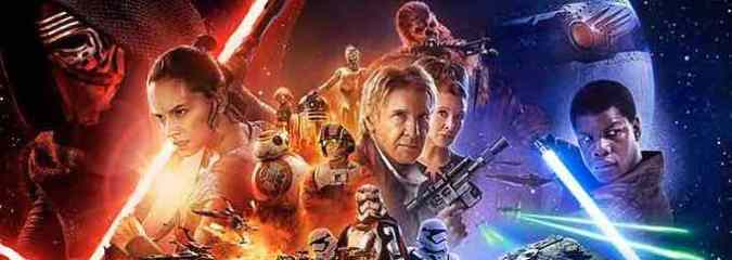 Star Wars Finally Returns:  The Force Awakens