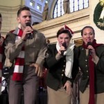 This Christmas Flash Mob Performance Will Warm Your Heart & Put a Smile On Your Face
