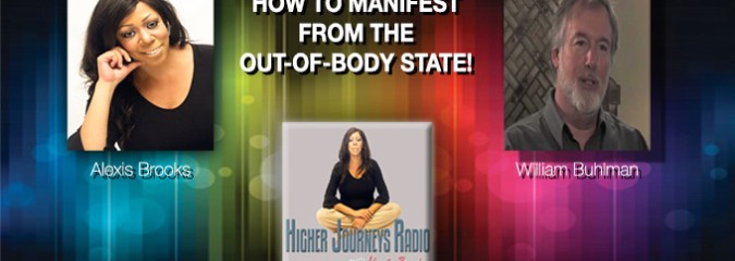 CLN RADIO NEW EPISODE: How to Manifest from the Out of Body State!