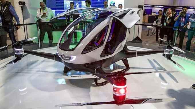 Ehang 184 Drone GCN